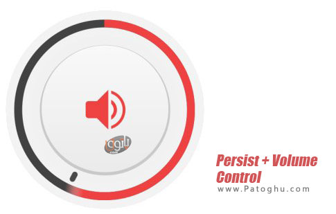 ابزار مدیریت و کنترل صدا در گوشی اندروید Persist Volume Control 3.49