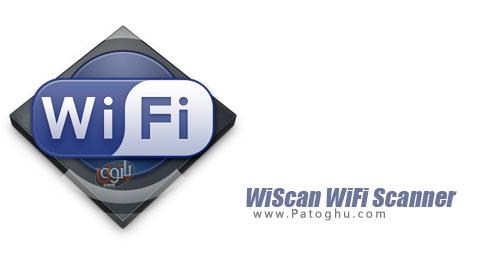 نرم افزار اسکن و مشاهده اطلاعات شبکه های WIFI با WiScan WiFi Scanner 1.3.18 Final