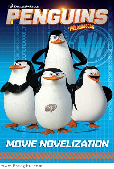 دانلود انیمیشن پنگوئن های ماداگاسکار دوبله فارسی Penguins of Madagascar 2014
