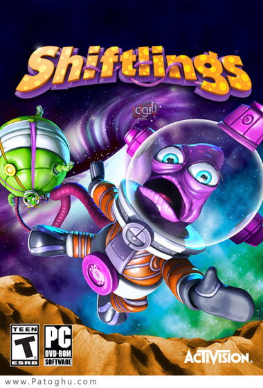دانلود بازی جذاب Shiftlings برای کامپیوتر