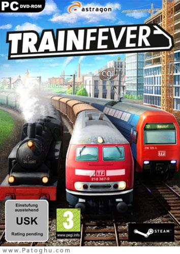 دانلود بازی شبیه ساز قطار و راه آهن برای کامپیوتر Train Fever USA