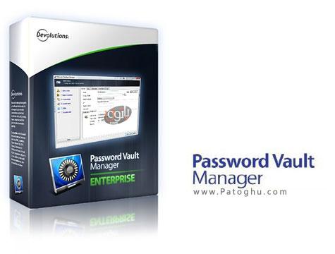 مدیریت و حفاظت از رمزهای عبور Devolutions Password Vault Manager Enterprise Final