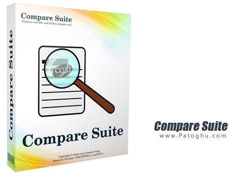 مقایسه فایل ها و فولدرها با یکدیگر Compare Suite Pro 8.4.0