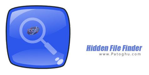 یافتن فایل های مخفی در ویندوز Hidden File Finder 3.0