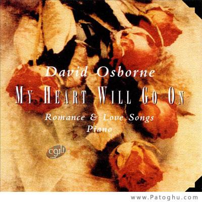 آلبوم موزیک بی کلام قلب من برای تو اثر David Osborne