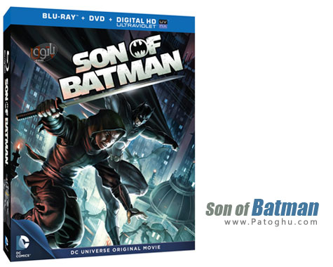 انیمیشن پسر بتمن Son of Batman 2014