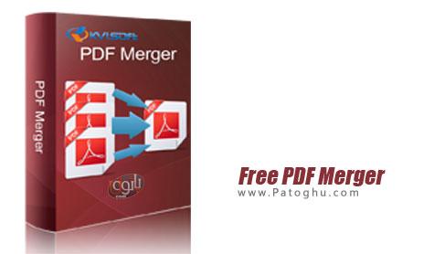 ادغام و برش اسناد PDF با Free PDF Merger 1.72