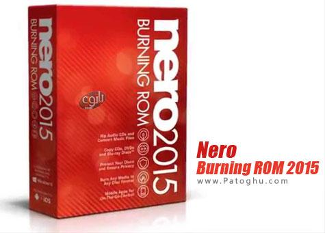 دانلود ابزار رایت حرفه ای و محبوب نرو 2015 Nero Burning ROM 2015 16.0.01300 Final