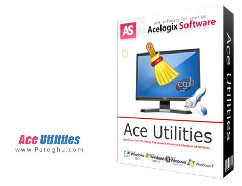 پاکسازی و افزایش سرعت کامپیوتر Ace Utilities 5.6.0.268