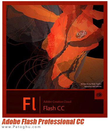 طراحی فلش های حرفه ای Adobe Flash Professional CC 2014 v14.1.0