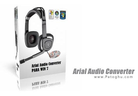 تبدیل فرمت های صوتی Arial Audio Converter 3.5.0