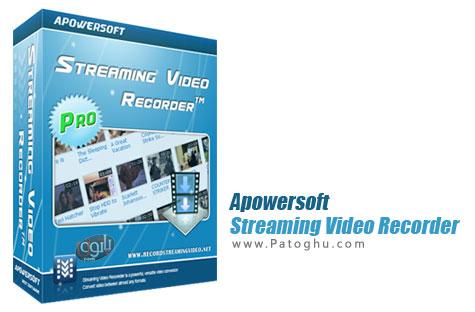 ضبط فیلم و کلیپ های آنلاین Apowersoft Streaming Video Recorder