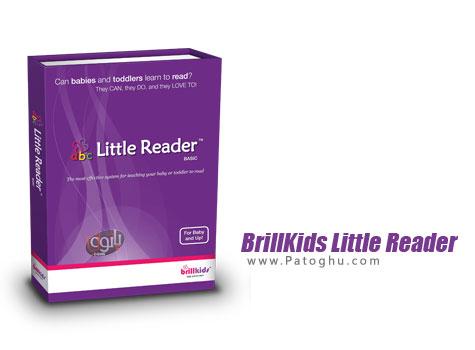 آموزش کلمات زبان انگلیسی به کودکان BrillKids Little Reader Pro 3.5.1600