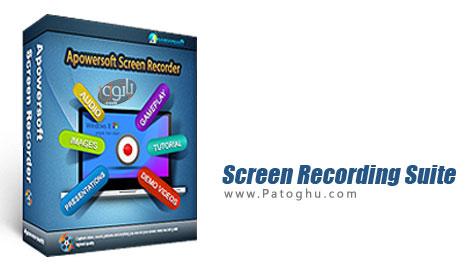 ضبط صدا و تصویر از صفحه نمایش Apowersoft Screen Recording Suite v3.3.3 Final