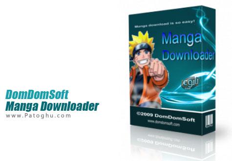 ابزاری برای دانلود مستقیم مانگا از سایت های مختلف DomDomSoft Manga Downloader