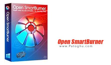 نرم افزار رایت DVD و بلوری Open SmartBurner 1.40 Build 203