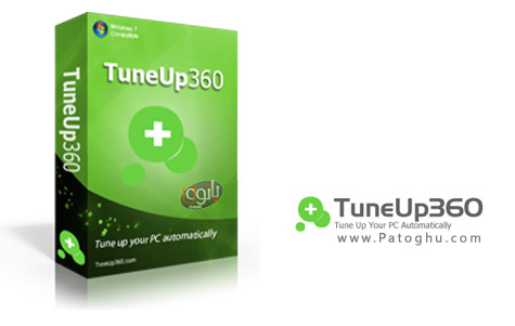 بهینه سازی هوشمند ویندوز TuneUp 360 7.0.2 Final