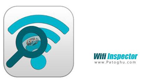 نظارت بر اتصالات WIFI از طریق گوشی اندروید Wifi Inspector Pro v2.2