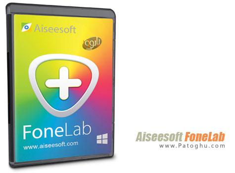 بازیابی اطلاعات آیفون ، آیپد و آیپاد Aiseesoft FoneLab 8.0.18