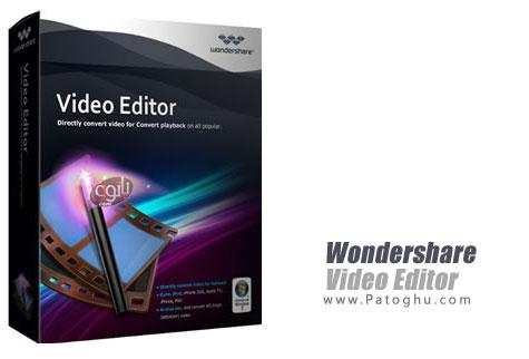 ویرایشگر فیلم و ویدیو Wondershare Video Editor 4.1.2.16