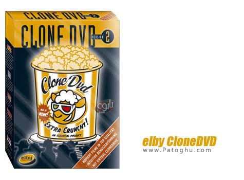 رایت آسان فیلم روی DVD با elby CloneDVD 2.9.3.0