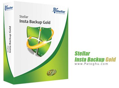 پشتیبان گیری حرفه ای از اطلاعات Stellar Insta Backup Gold 3.0