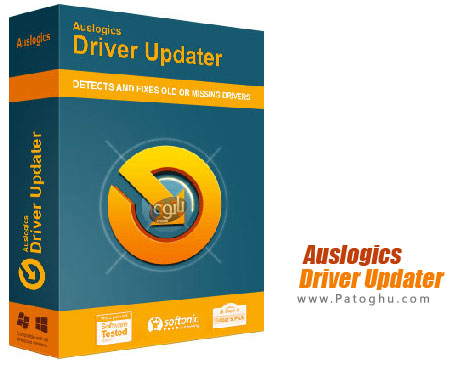 آپدیت آسان درایور سخت افزارها Auslogics Driver Updater 1.0.0.1