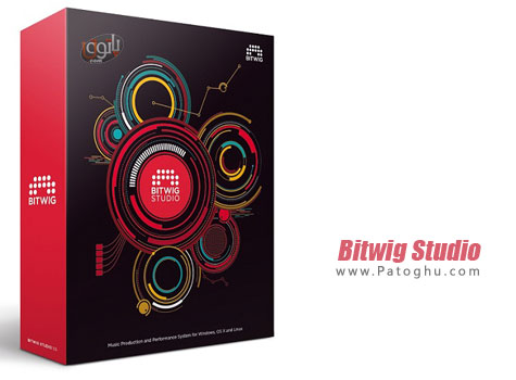 نرم افزار آهنگسازی حرفه ای Bitwig Studio v1.0.14 Final