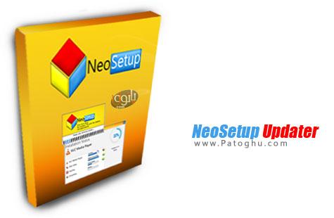 آپدیت خودکار نرم افزارهای نصب شده NeoSetup Updater 3.1