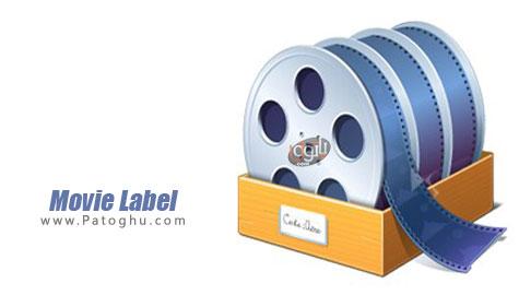 دسته بندی و ساخت آرشیو فیلم ها Movie Label 2015 Pro 10.0.1.2136