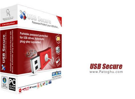 رمزگذاری روی فلش و هارد اکسترنال USB Secure