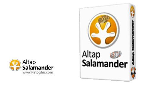 فایل منیجر قدرتمند برای ویندوز Altap Salamander 3.0.4