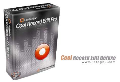 ضبط و ویرایش صدا Cool Record Edit Deluxe 8.8.3