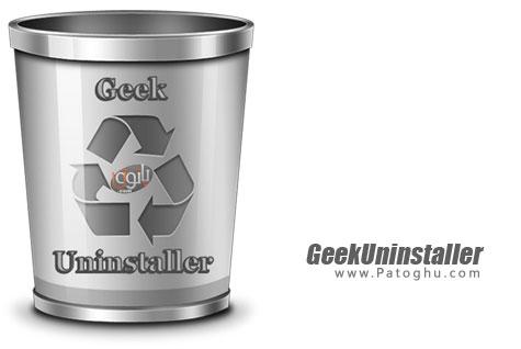 حذف کامل نرم افزارهای نصب شده ویندوز GeekUninstaller 1.3.1.37