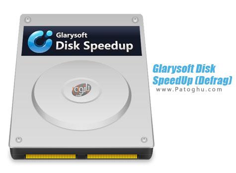یکپاریچه سازی و افزایش راندمان هارد دیسک Glarysoft Disk SpeedUp