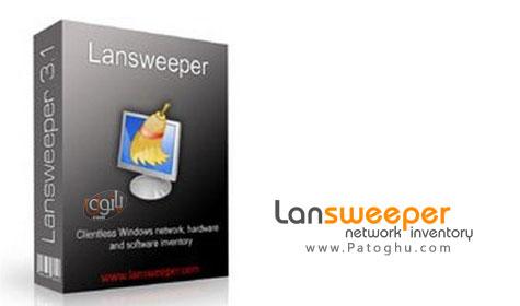 اسکن ، مشاهده و مدیریت سخت افزارهای شبکه Lansweeper Free 5.1.0.62