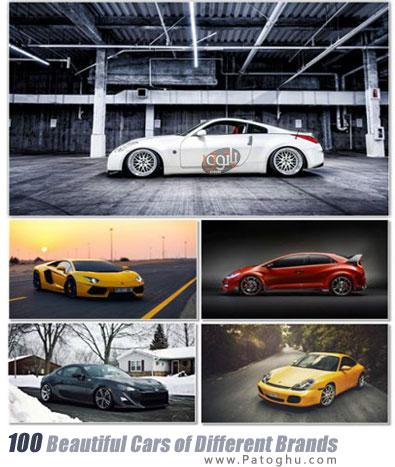 مجموعه عکس با کیفیت HD از خودروهای روز دنیا برای پس زمینه دسکتاپ Beautiful Cars of Different Brands