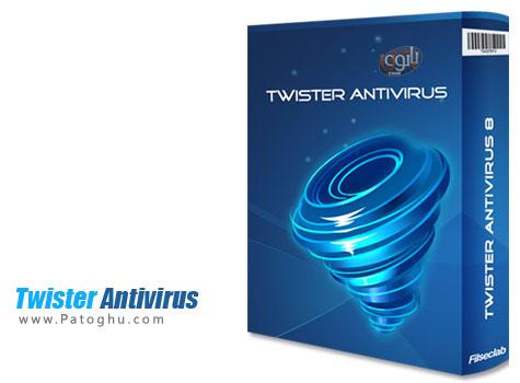 دانلود آنتی ویروس Twister Antivirus 8.1.7