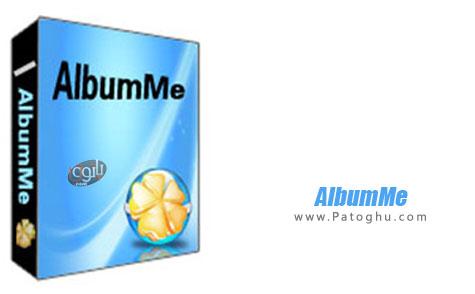 ساخت اسلاید شو فلش از تصاویر AlbumMe 3.6.1.0