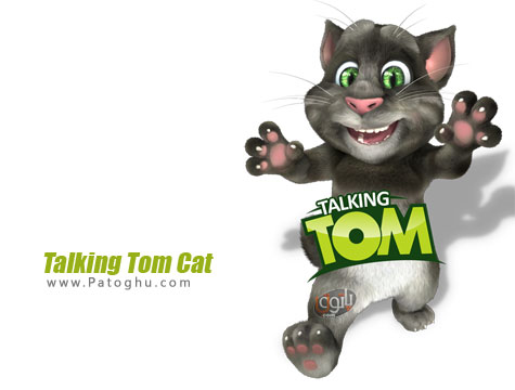 دانلود تام سخنگو برای اندروید Talking Tom Cat 2 v4.6