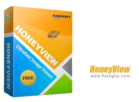 نرم افزار نمایش عکس HoneyView 5.05 Final