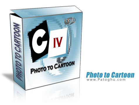تبدیل عکس ها به تصاویر کارتونی و کاریکاتور Photo to Cartoon 7.0.5281.36901