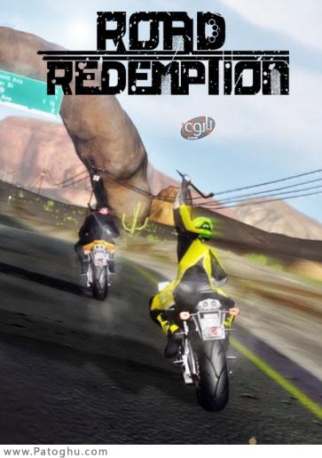 دانلود بازی موتورسواری برای کامپیوتر Road Redemption Early Access v0.002