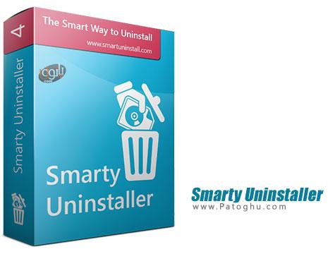 دانلود نرم افزار حذف کامل برنامه های نصب شده Smarty Uninstaller 4.0.130