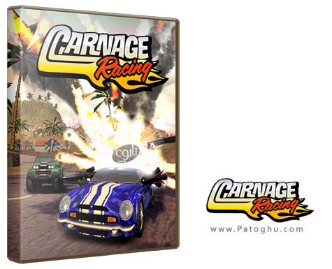 دانلود بازی ماشین جنگی برای کامپیوتر Carnage Racing