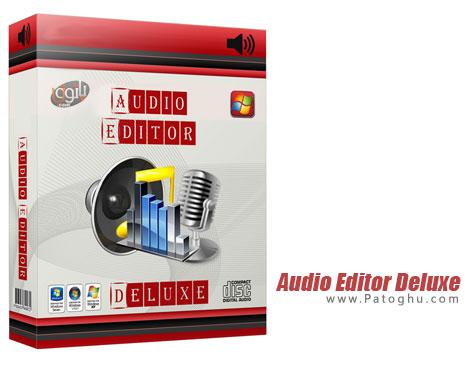 ویرایش و افکت گذاری روی فایل های صوتی Audio Editor Deluxe v.9.9.2