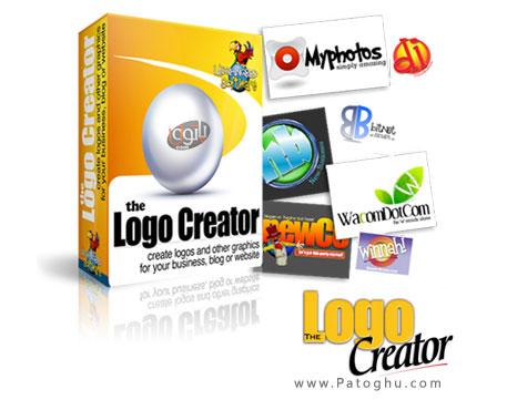 نرم افزار ساخت لوگو شرکت • دانلود رایگانطراحی لوگو های حرفه ای The Logo Creator v6.6