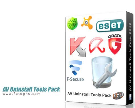 حذف آسان و کامل آنتی ویروس های مختلف AV Uninstall Tools Pack 2014.06
