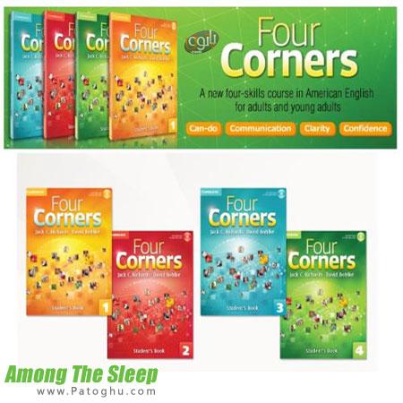 دانلود مجموعه فیلم آموزش زبان انگلیسی Four Corners Complete Series