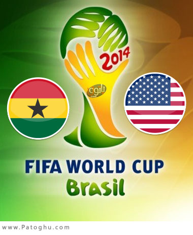 دانلود گل های بازی آمریکا و غنا در جام جهانی 2014 برزیل USA vs Ghana